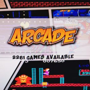 32 GB ARCADE ONLY SD CARD RPI 3B & 3B+