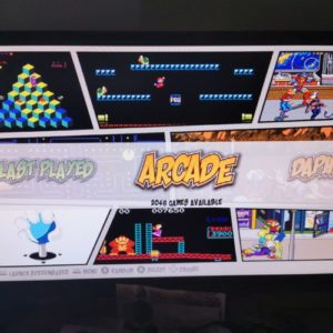 32 GB ARCADE ONLY SD CARD for RPI4B